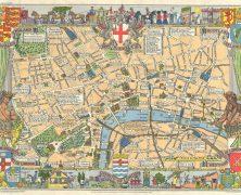 Children's Map of London