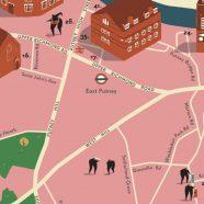 Wandsworth Arts Map