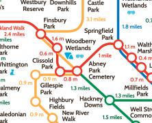 Greenground Map