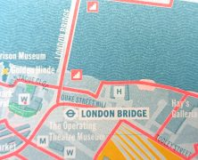 Footways – Central London