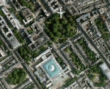 Google Maps Aerial Imagery