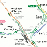 The London Underground Network in Detail