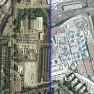 Before/After Aerial Photos of London