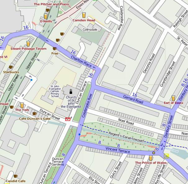 The OpenStreetMap of London | Mapping London