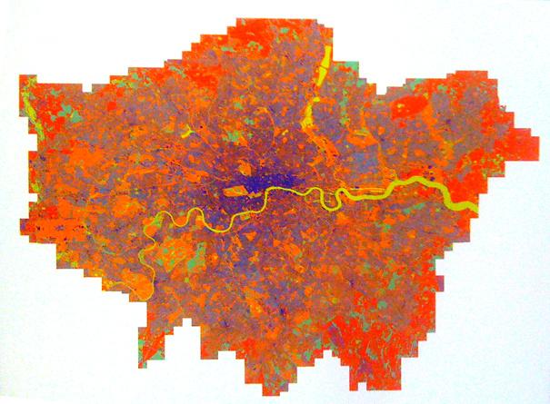 Telecoms Clutter Map