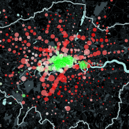 London's Oyster Card Flows