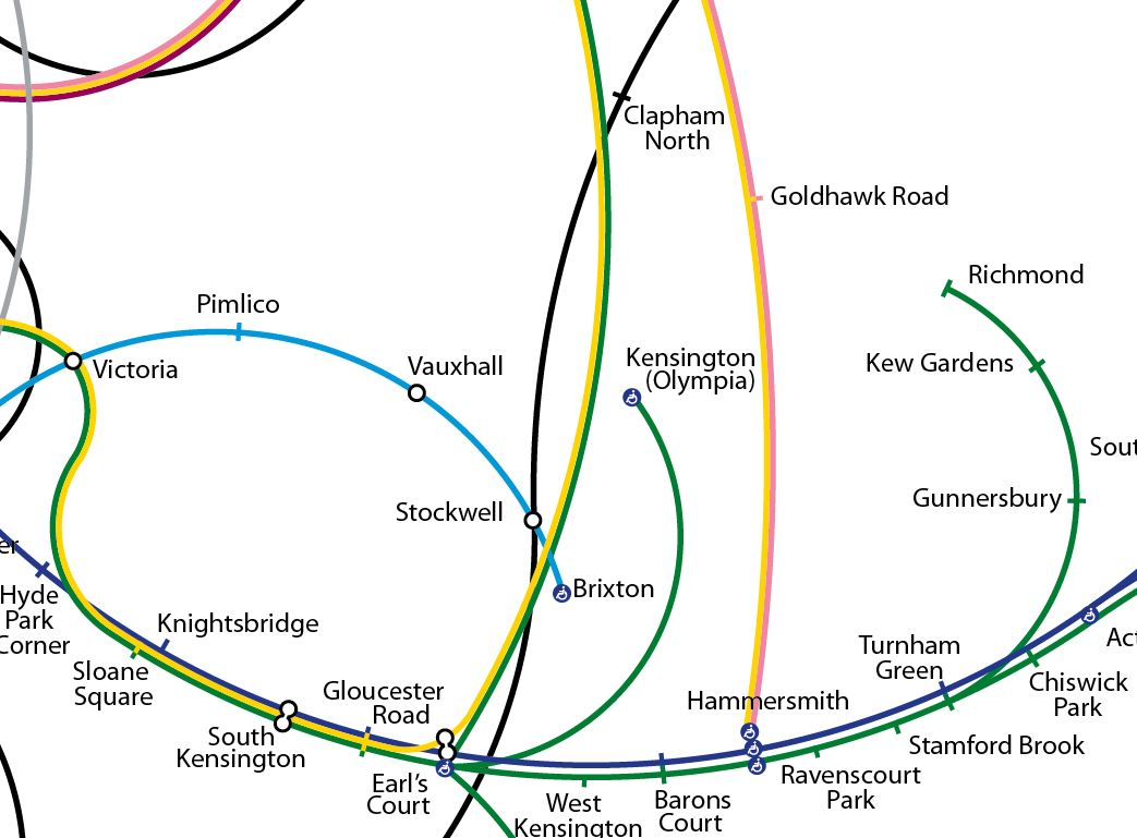 Tube Mapping London