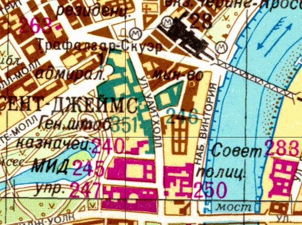 Whitehall - a Soviet Military View