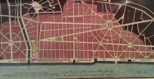 Planning London: Maps from King's Court Galleries