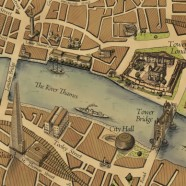 Wellingtons Grand Map of London