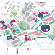 The Olympic Park – New Names, New Map