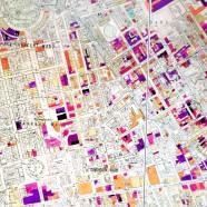 London Blitz Map