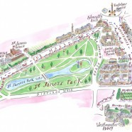 A Map for the Diamond Jubilee