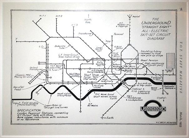 Mind the Map: Circuit Diagram