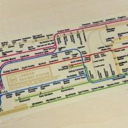 Tube Map Sticky Tape!