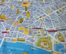 TfL Why Not Walk It? Maps