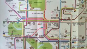Summer 2012 Map