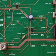 Tube Map Circuit Board – Working Radio