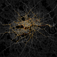 Mapping Private Hire Cabs in London