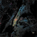 Twitter Languages of New York City