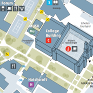 Middlesex University Campus Map