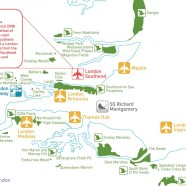 Thames Estuary Airport Schemes