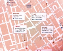Pocket maps of Craft Beer and Coffee