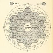 Hexagonal Map of London