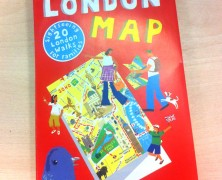 The Mapping London Christmas List