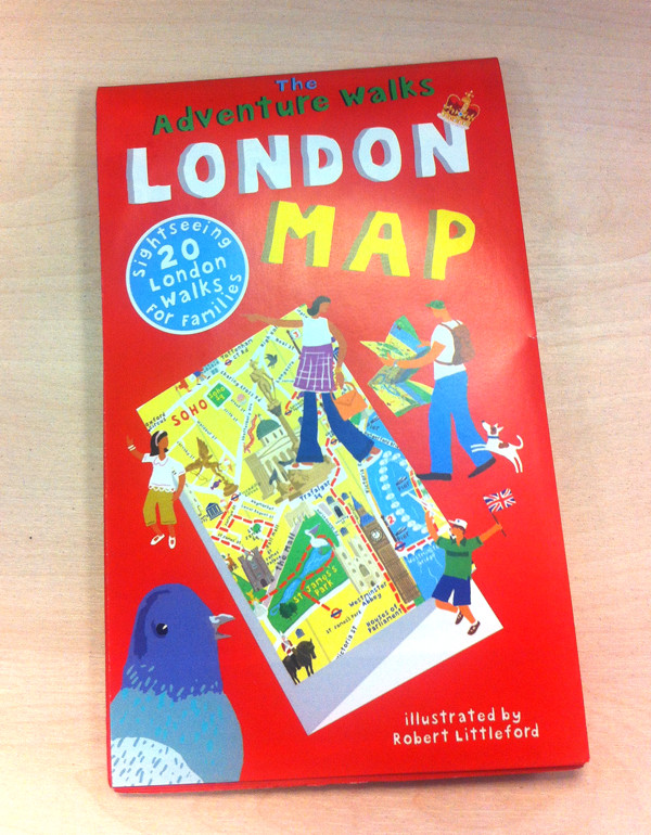 The Mapping London Christmas List 2013