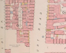 Fire Insurance Maps of London