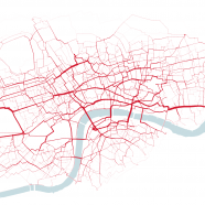 Cycle Hire Journeys & The Central London Grid