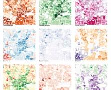 10×10 London: Data Windows