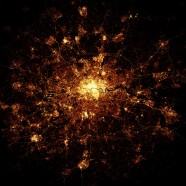London from Space?