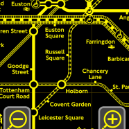 Colourblind Tube Map