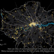 The Evolution of London's Streets