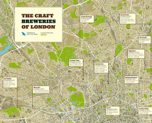 Craft Breweries of London