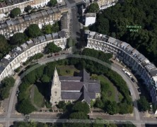 Google's 3D Maps of London