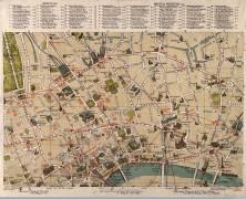 London's Sites of Medical Interest 1913