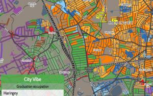 Geodemographics of Londoners