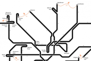 Tube Challenge!