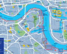 Legible London Walking Maps