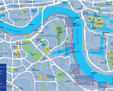 Legible London Walking Maps