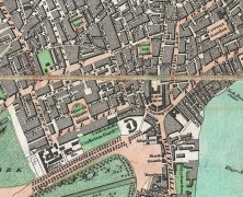 London in Miniature: Mogg's 1806 Pocket Map