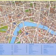 London Tourist Map | Mapping London