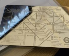 Steel Tube Map