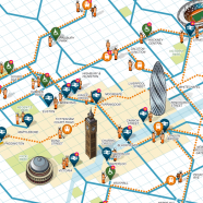 Network Rail Project Map
