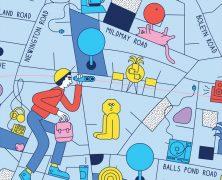 Walk with Me Maps – Dalston & Stoke Newington