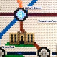 Lego Tube Map!