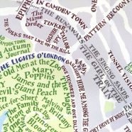 Fictional London